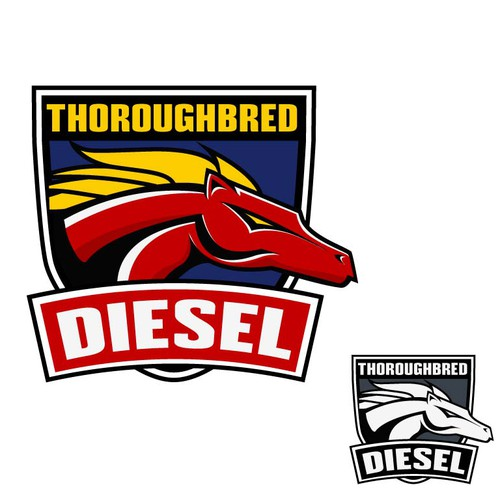 Thoroughbred Diesel needs a new logo
