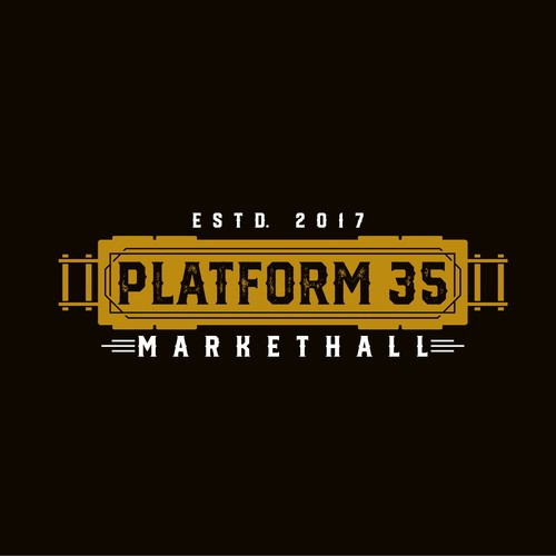 Logo for Platform 35 Restaurant