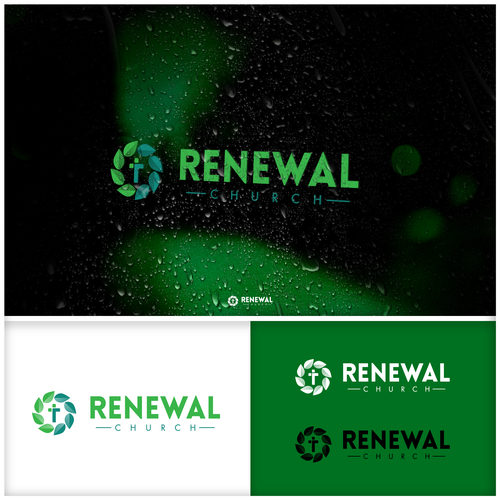 Logo for Renewal Church