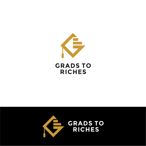 Logo for Grads to Riches