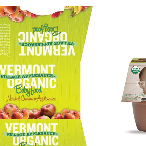 Help Vermont Village Cannery with a new print or packaging design