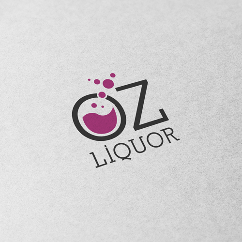 Liquor Logo Design