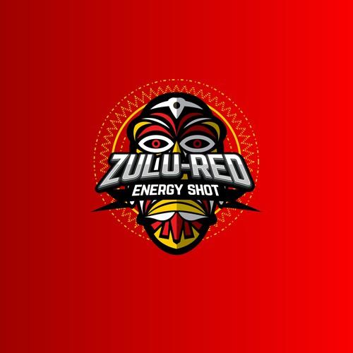 Zulu Red Energy Shot