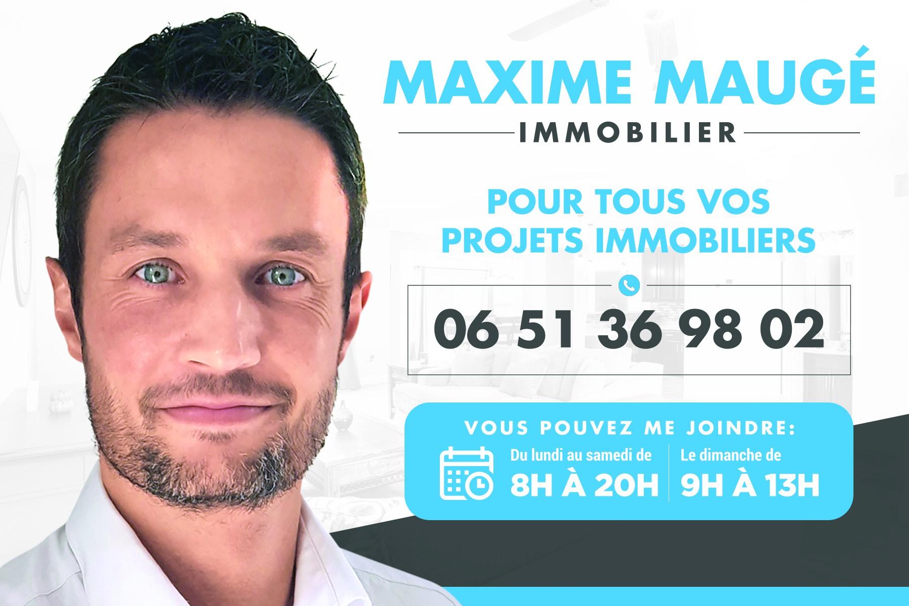 Maxime Maugé Immobilier