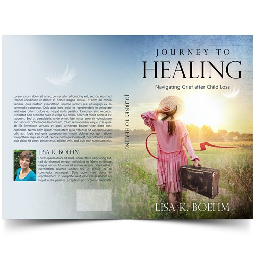 Book cover Journey to HEALING