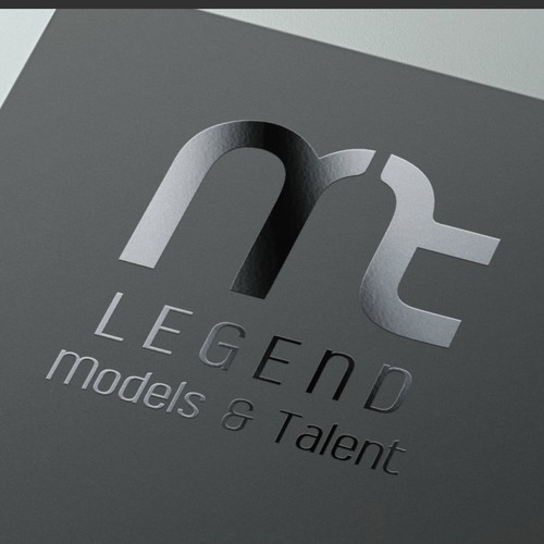 Create a classy, sexy and luxurious design for a Talent agency to attract sophisticated clients!