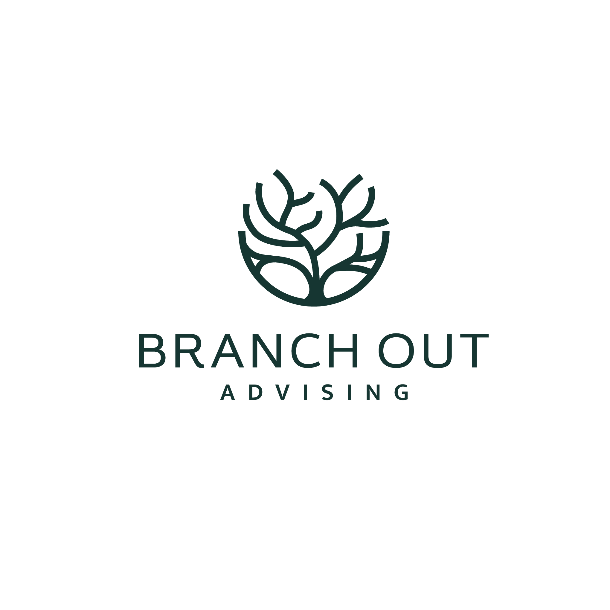Hip, professional logo for college and career search business