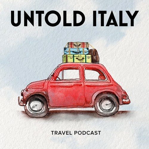 Podcast Cover for Untold Italy