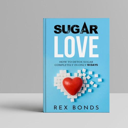Amazing Cover Design For Detoxing Sugar Book
