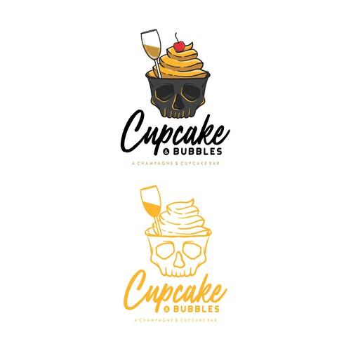 logo for Cupcakes & Bubbles