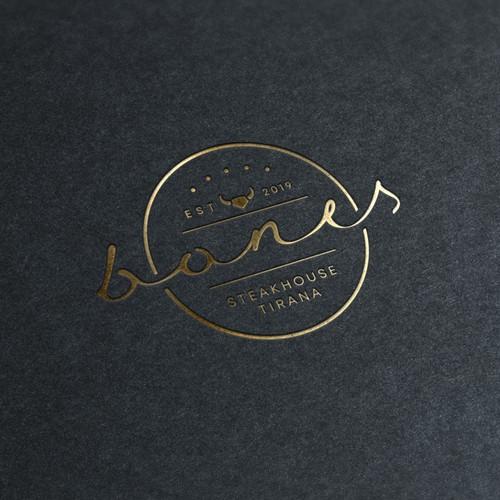 logo concept for BONES