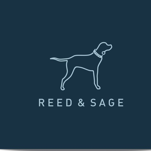 creative logo for a canine luxury brand!