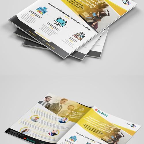 Modern brochure proposal