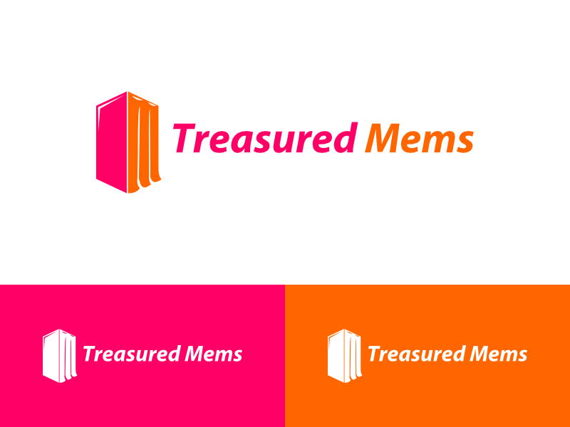 Help Treasured Mems with a new logo and business card