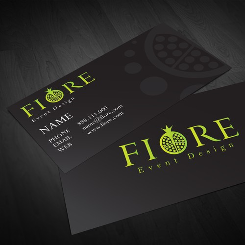 logo for Fiore Event Design