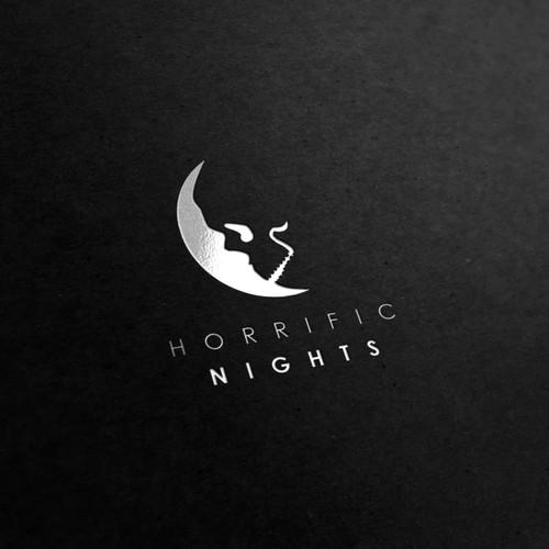 Creative Logo for a Horror Event