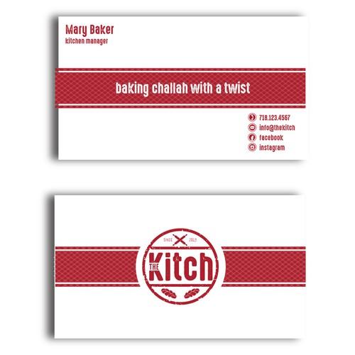 logo for a baking company
