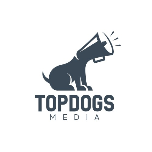 Creative logo design for a video and marketing agency
