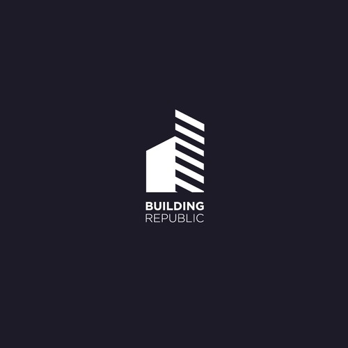 Building Republic Logo Concept