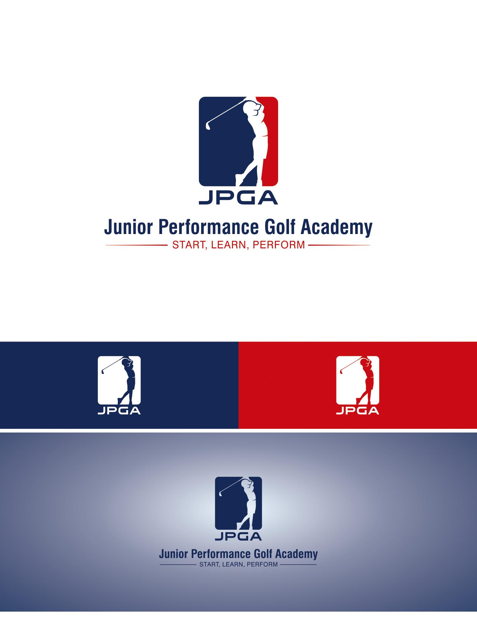 Create a cutting edge design for the latest Junior Golf Programme