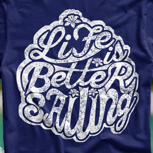 Life is better sailing