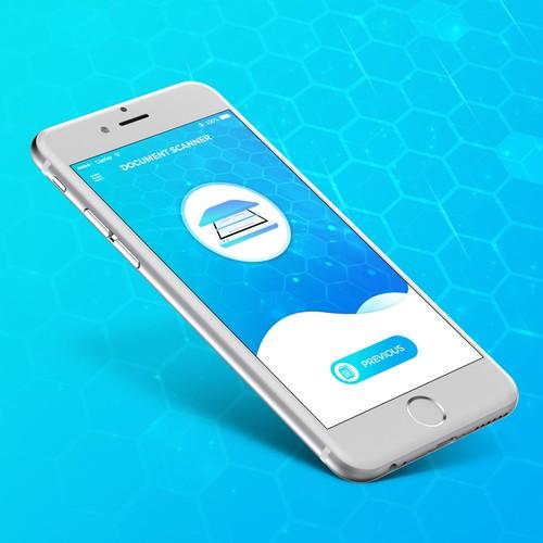 Simple Scanner App