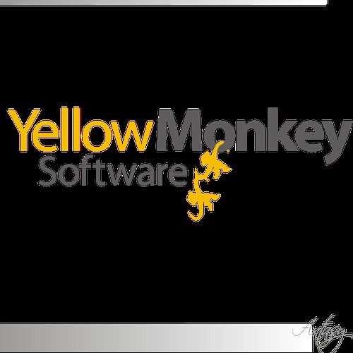 New Logo For Software Company - Yellow Monkey Software