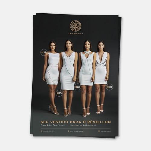 Turnbull Fashion Flyer