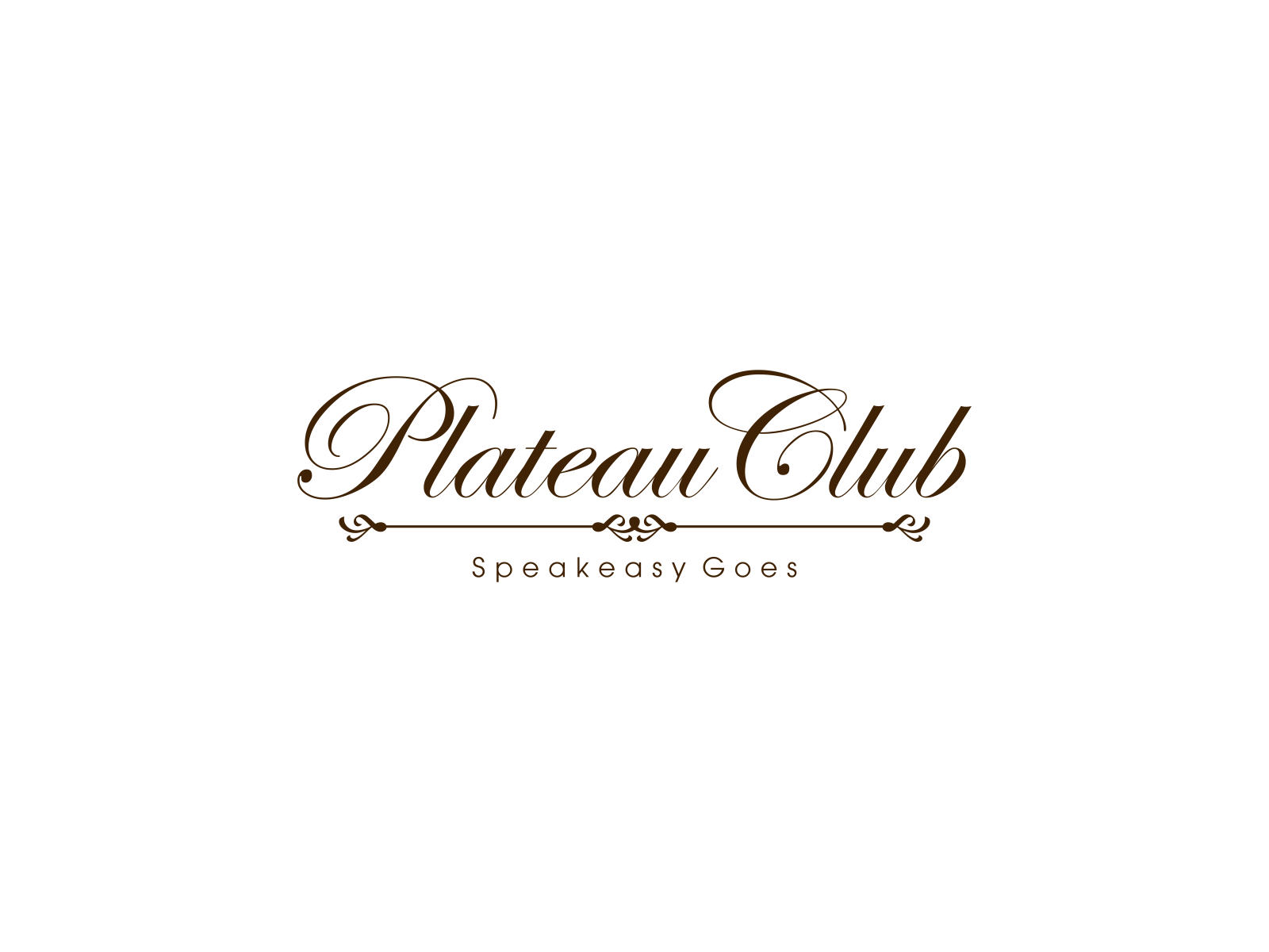 New logo wanted for Plateau Club