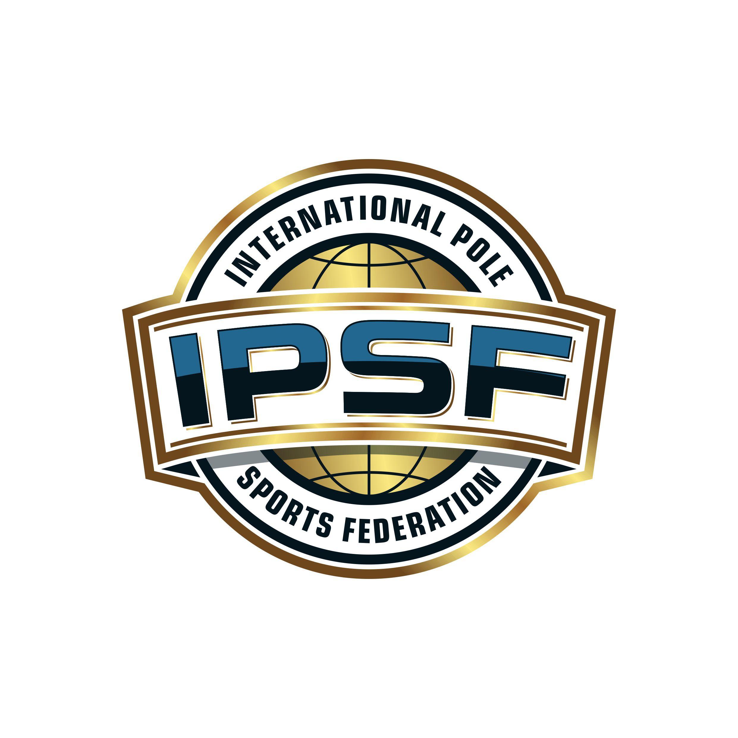INTERNATIONAL POLE SPORTS FEDERATION NEEDS A COOL AND COMMANDING LOGO