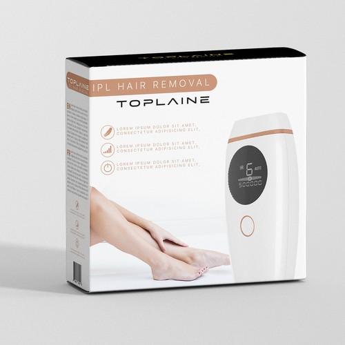 packaging hair removal