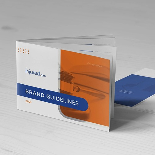 Brand Guidelines for Legal firm.