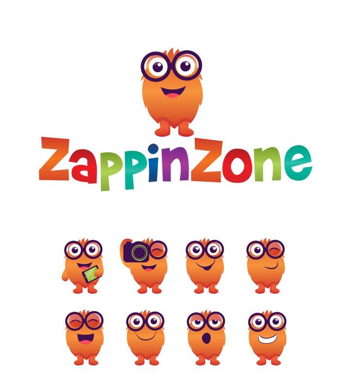 Logo for ZappinZone