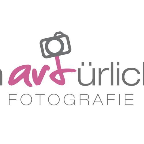Erstellt ein tolles Logo für eine durchstartende Fotografin
