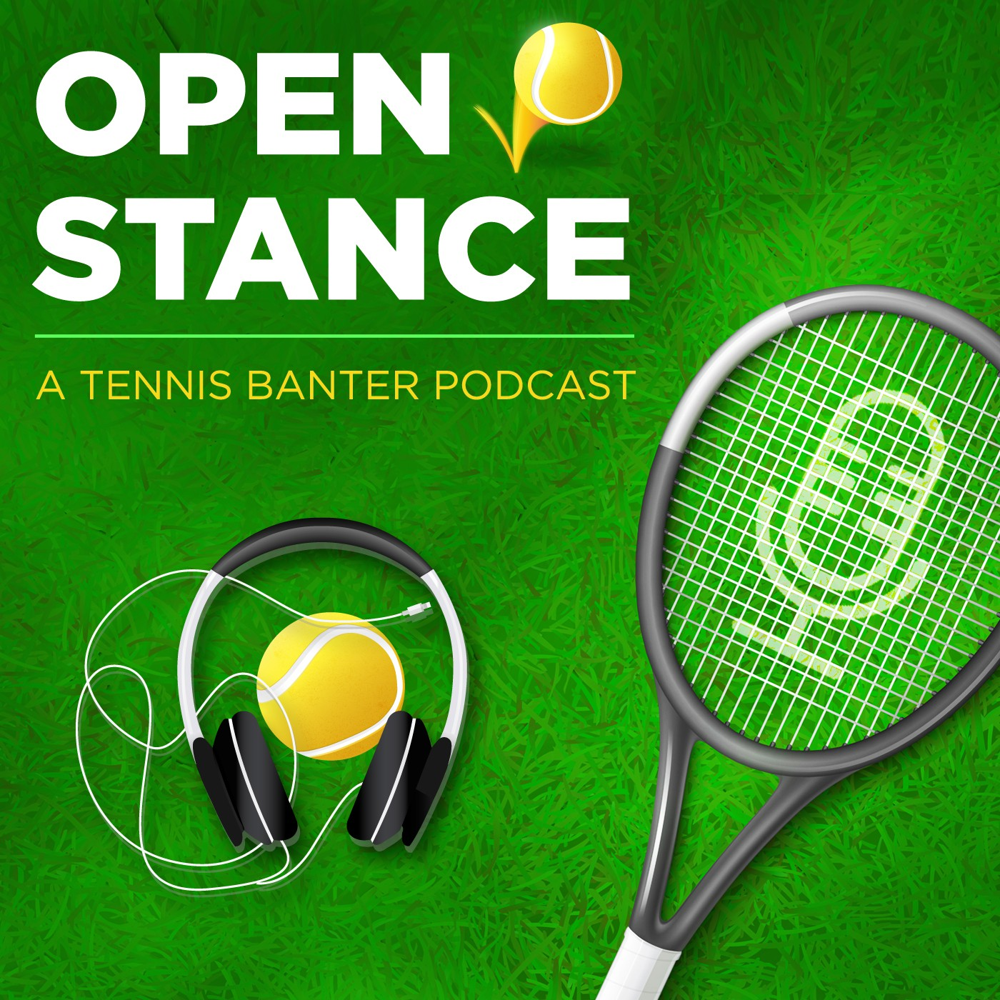 New tennis podcast needs Cover Art!