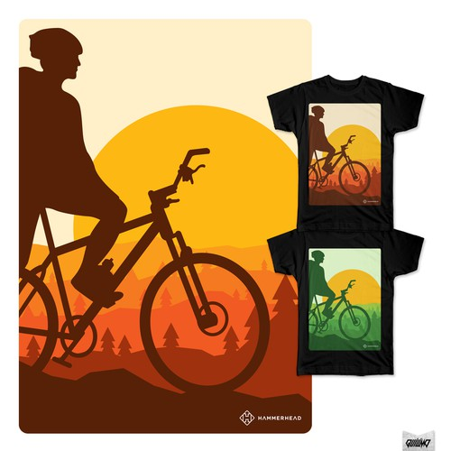 Bike to Mountain