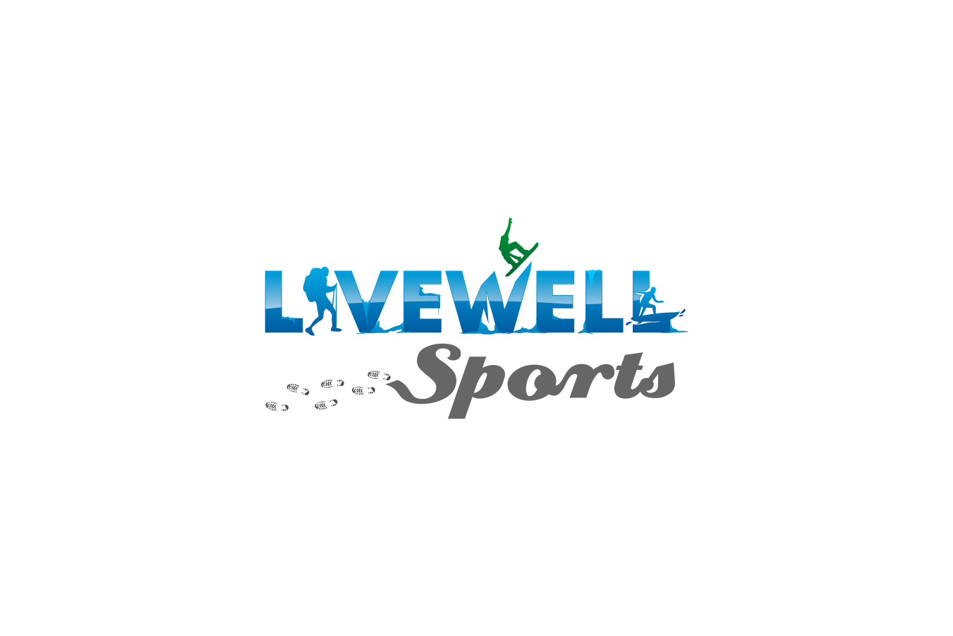 Help LiveWellSports with a new logo