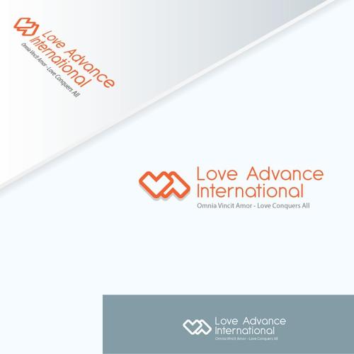 Create Branding for Love Advance International