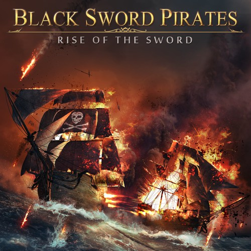 Album Cover of Black Sword Pirates