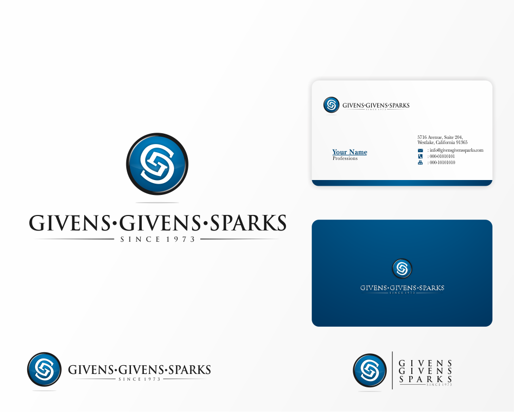 Givens, Givens & Sparks needs a new logo