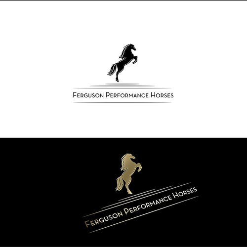 Stunning equestrian company logo required