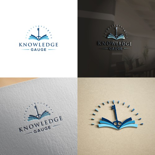 knowledge gauge logo.