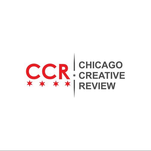 New logo design for Chicago Creative Review