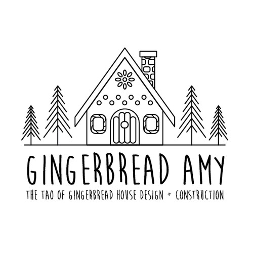 Gingerbread Amy Logo