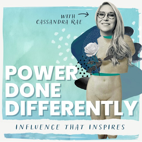 Power Done Differently Podcast Cover