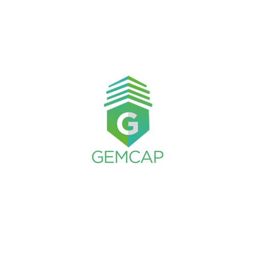 Create a dynamic logo and brand for GEMCAP