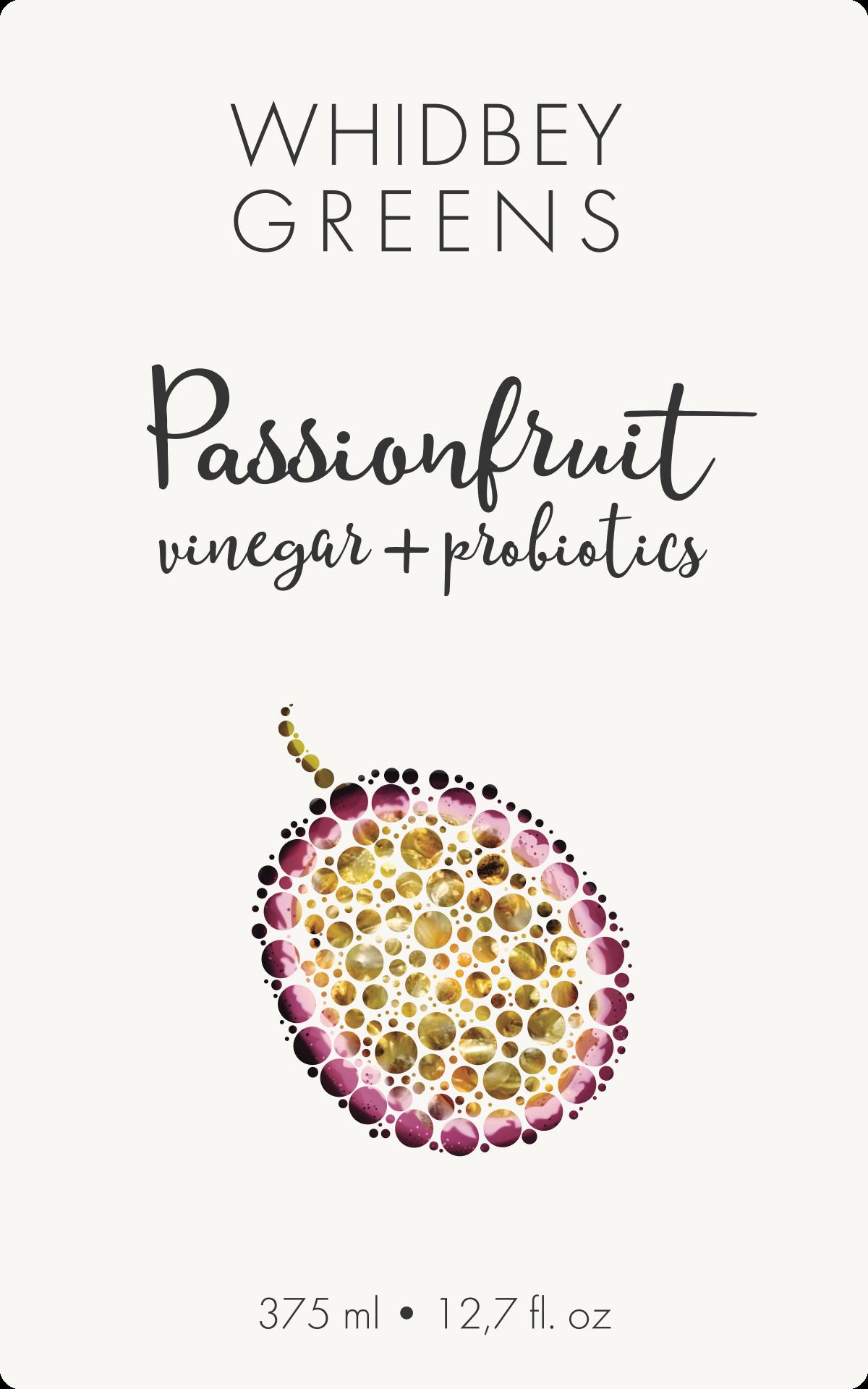 Vinegar Label Modifications