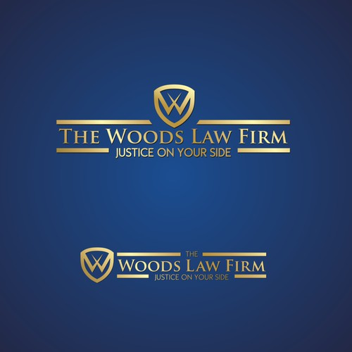 Logo for The Woods Law Firm