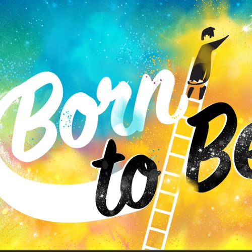 Page header for blog Born to Be