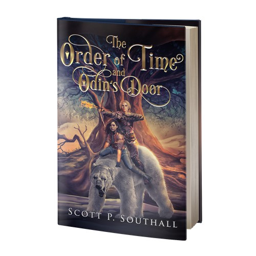 Book cover for The Order of time